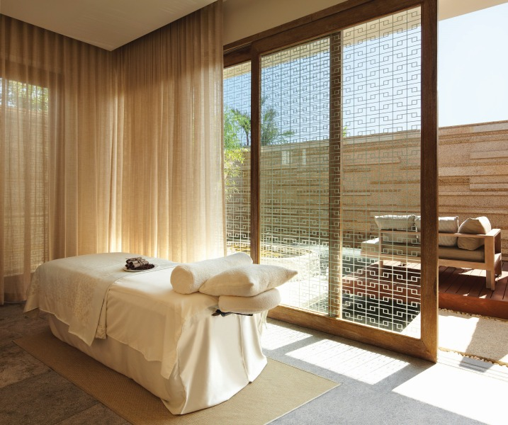Hyatt Regency Danang-VIE Spa-Treatment room