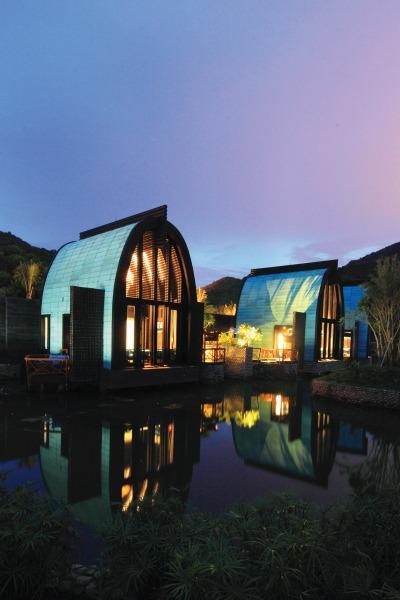 Spa Lagoon Villa