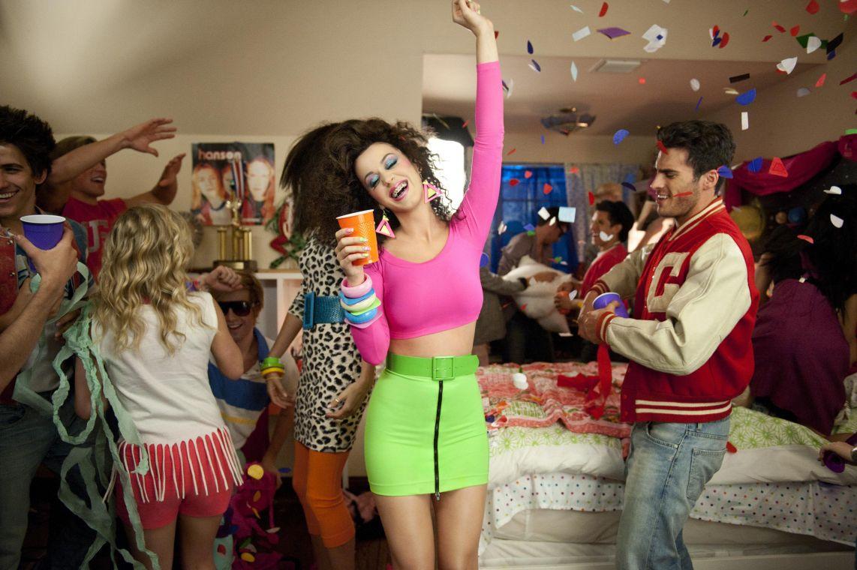 Katy Perry Orijinal Süperstar!