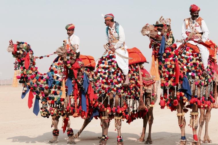 Pushkar Deve Panayırı (Pushkar Camel Fair)