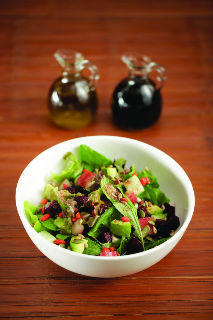 Detox Garden Salad