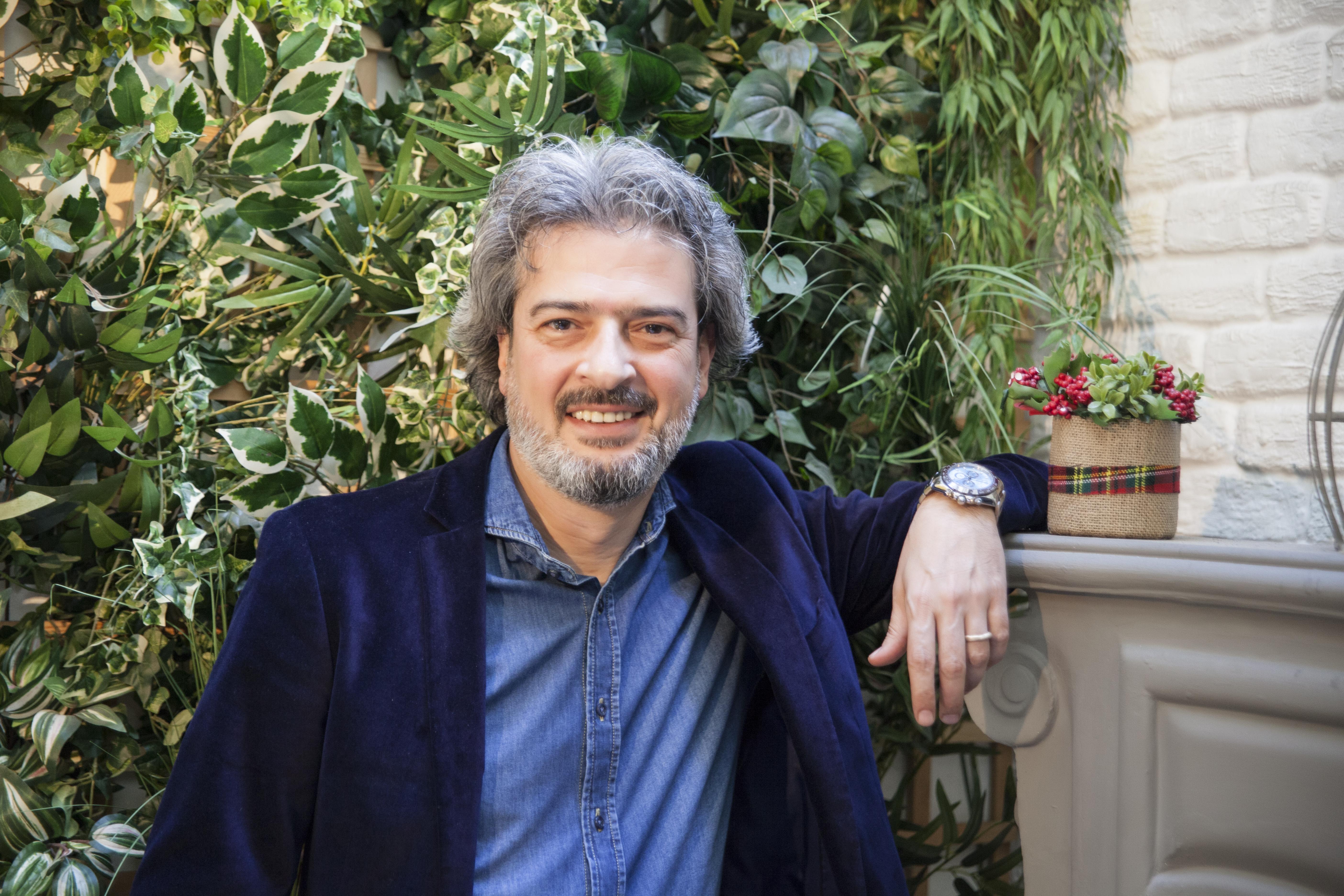 'Aşkın Şehri Olmaz' Alper Kut - Röportaj