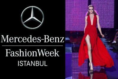 MERCEDES-BENZ FASHION WEEK ISTANBUL YENI SEZONA HAZIR!