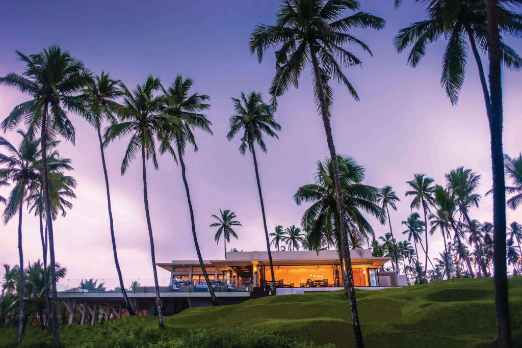 Anantara Peace Haven Tangalle Resort Il_Mare_Evening
