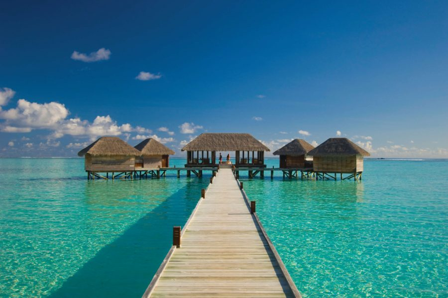 HEALING IN THE MALDIVES