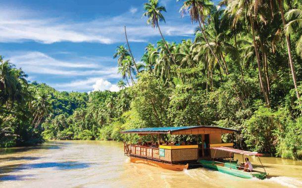 Bohol Adalarının Serinletici Ve Sakinleştirici Etkisi