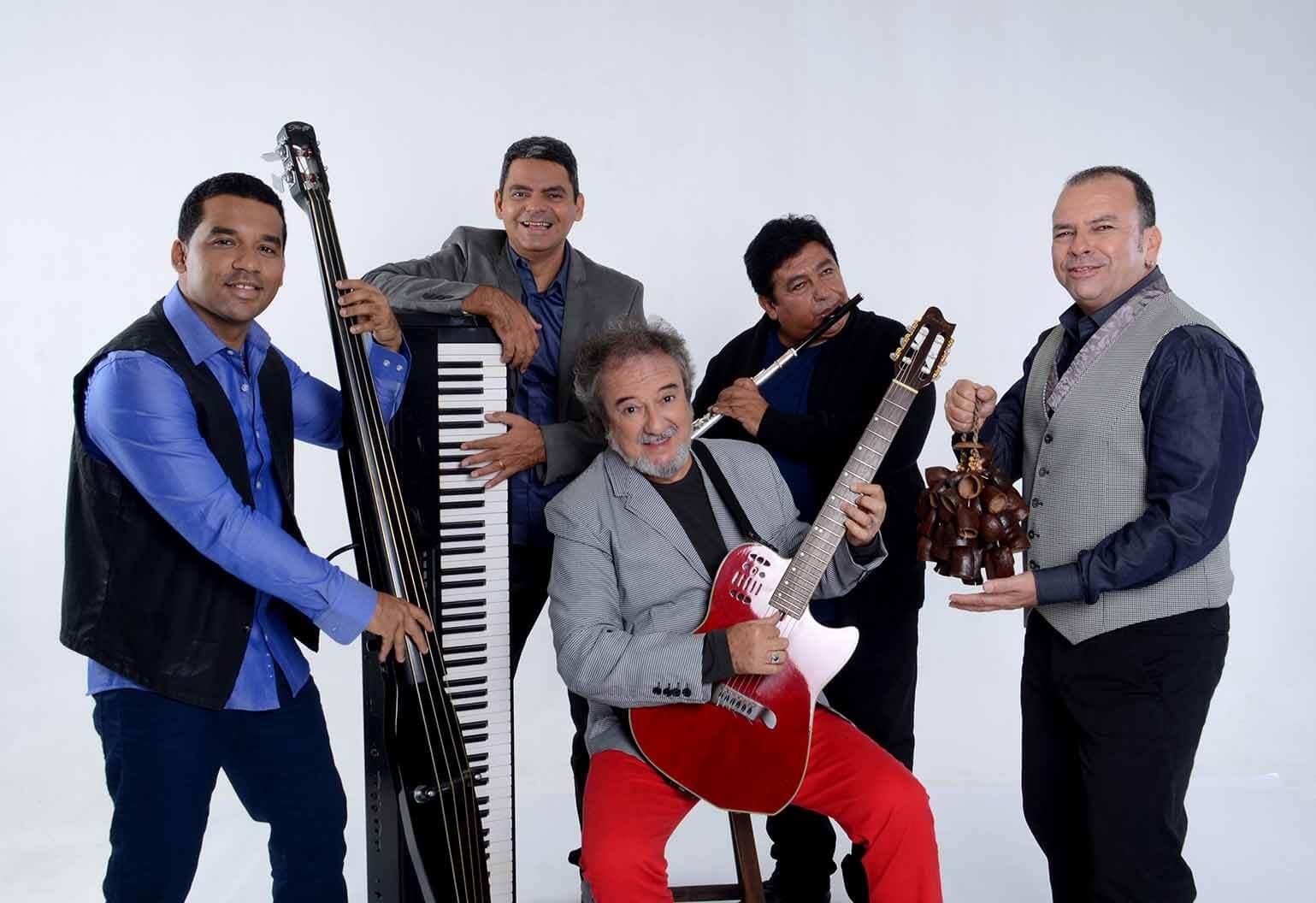 Brezilya'lı Ünlü Grup Quinteto Violado Türkiye'de