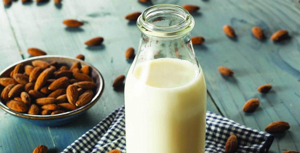 badem-sütü
