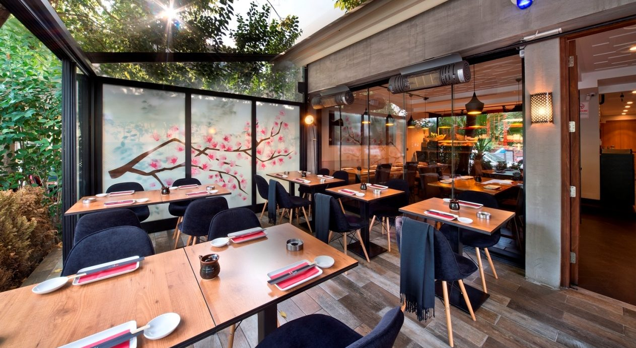 welcome autumn in miyabi sushi winter garden explore the city