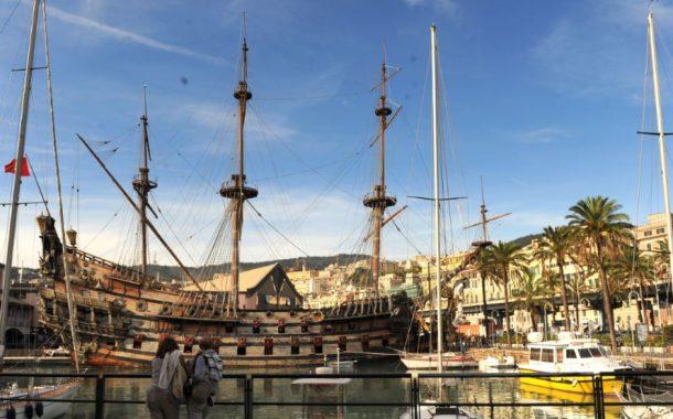 A Maritime City 'Genoa'
