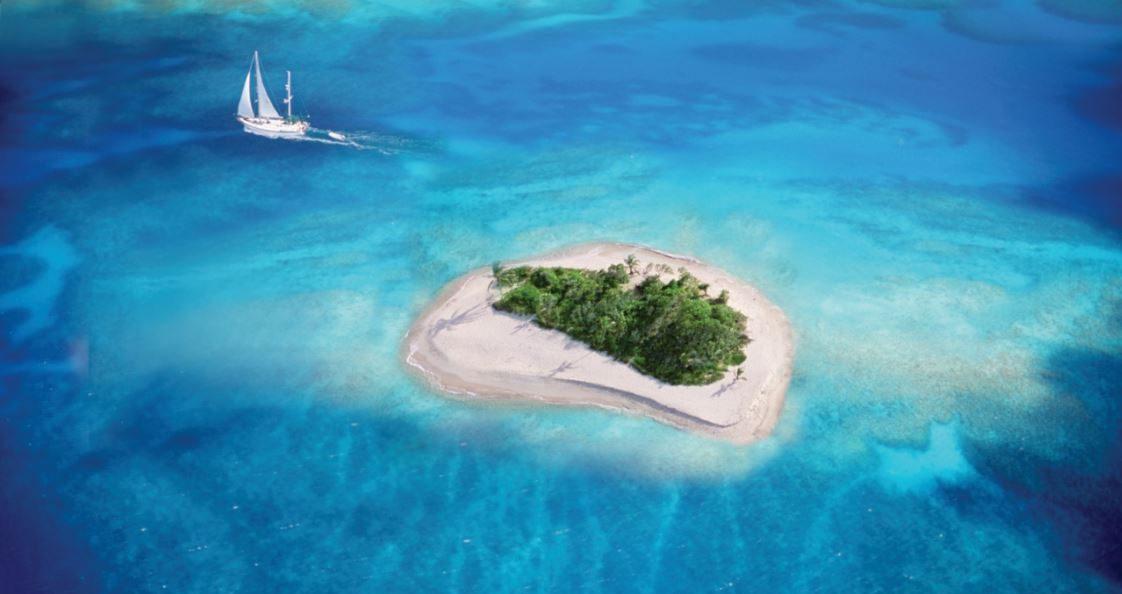 Ada Kaçamağı - İngiliz Virjin Adaları