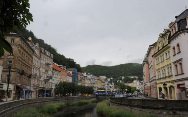 A GreenValley in Middle Earth: Karlovy Vary