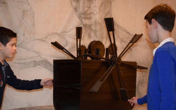 Çocuklar Bu Sergiyle Da Vinci'yi Keşfedecek!