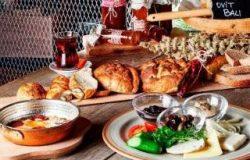 Delimonti 'de İştah Kabartan Kahvaltı Seçenekleri