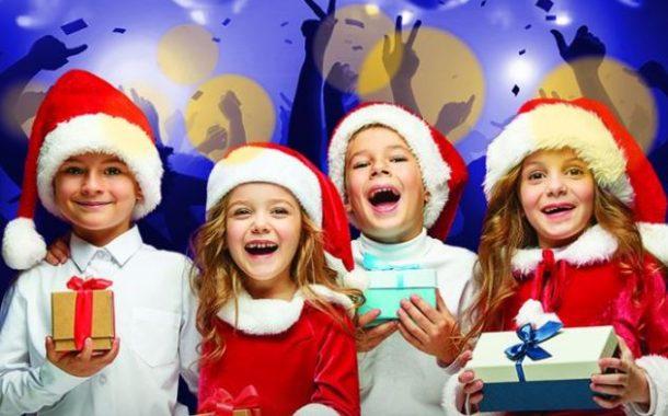 Bu Hafta Sonu Çocuklar Geleneksel Yılbaşı Partisiyle Eğlenecek