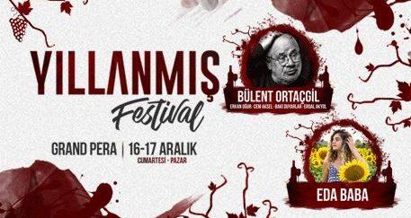 Yıllanmış Festival