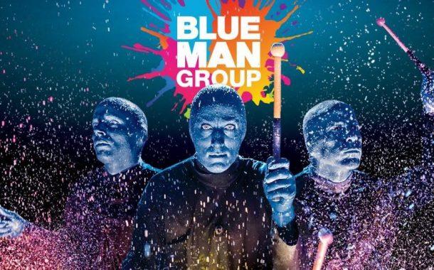 Blue Man Group Hafızanızda Yer Edecek
