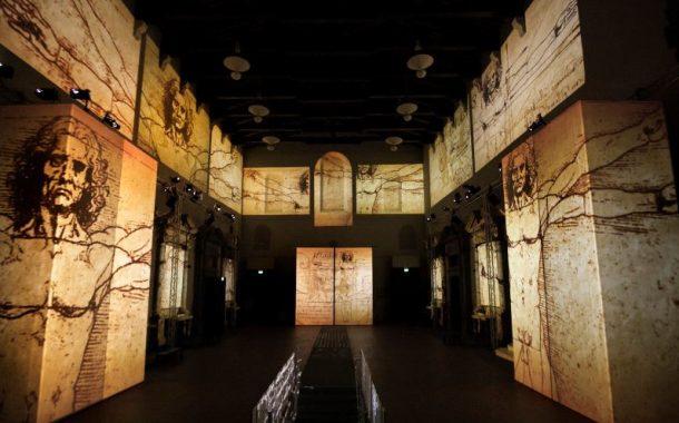 Leonardo Da Vinci Expo: Dahi İstanbul'da