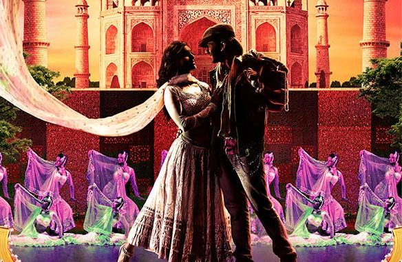 Taj Express - Bollywood Musical