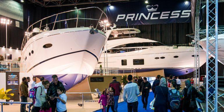 CNR Avrasya Boat Show Devam Ediyor!
