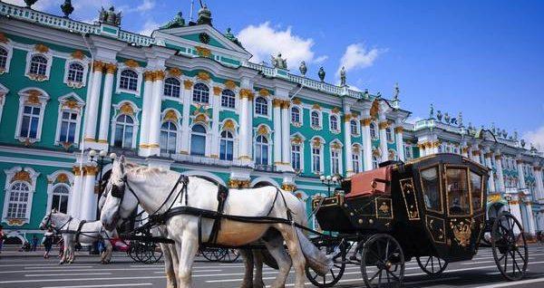 Hermitage Müzesi - Rusya'nın Yaşayan Efsanesi