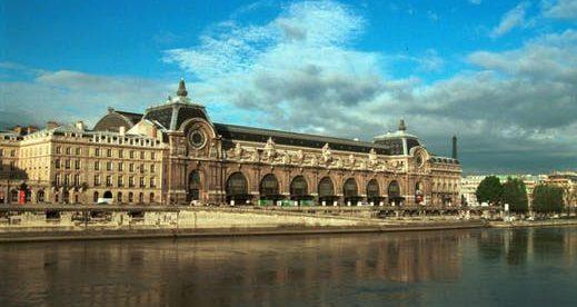 Orsay Müzesi - Musée d'Orsay