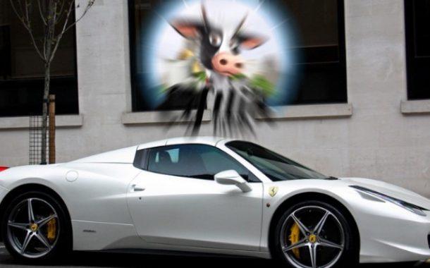 Çiftlik Bank CEO'su Ferrari'si İle Gezerken Görüntülendi