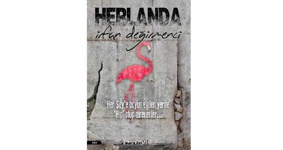İrfan Değirmenci'den Distopik Bir Roman: Herlanda