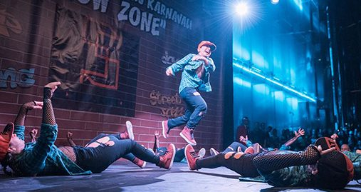 uluslararası istanbul street dans karnavalı