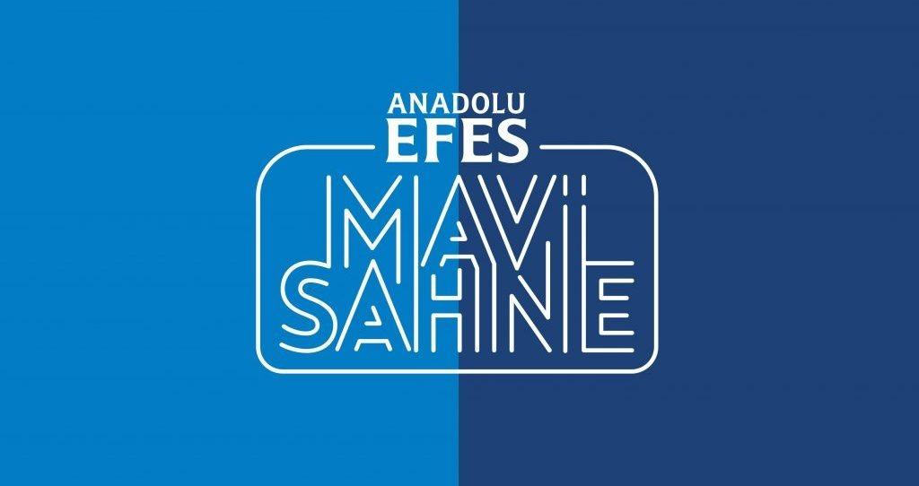 Anadolu Efes Mavi Sahne Perdelerini Açıyor