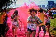 Dünyayı Kasıp Kavuran En Çılgın, En Eğlenceli Ve En Renkli Koşu