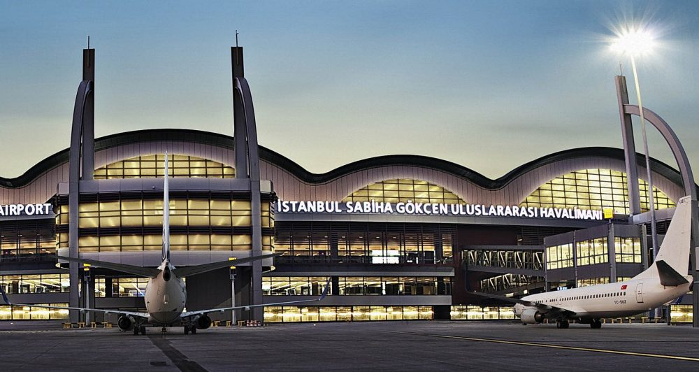 How to Get From Istanbul Sabiha Gökcen Airport to Taksim or Sultanahmet