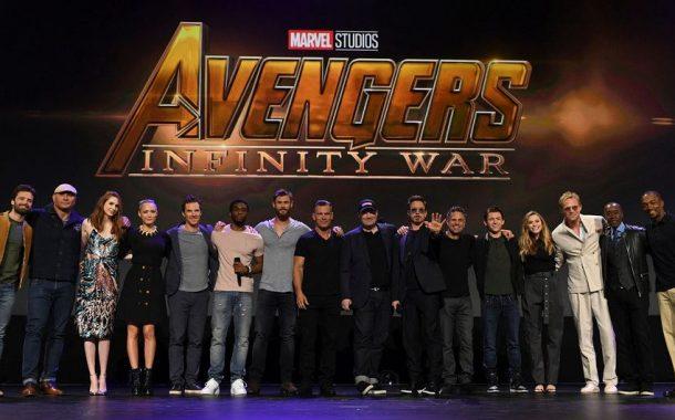 Avengers Oyuncularının İlk Halleri Vs.
