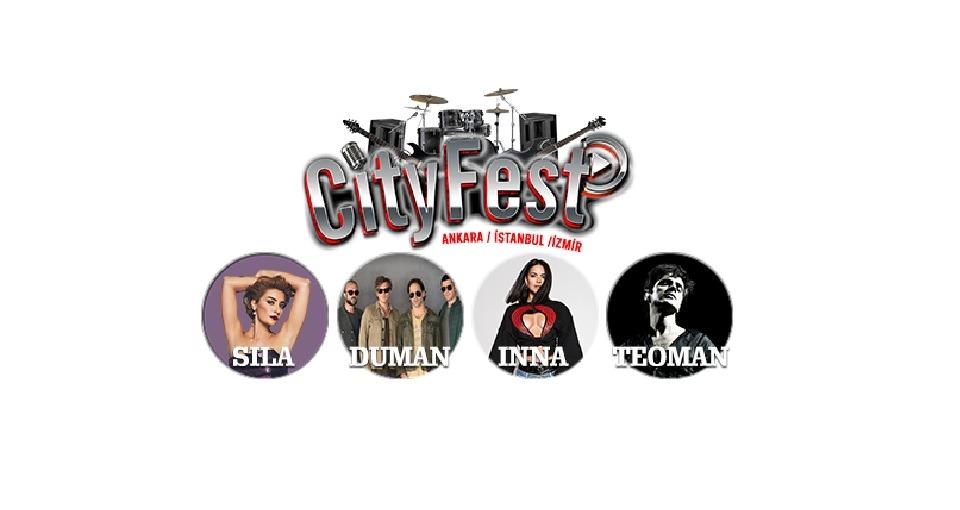 Cityfest İle Müzik Ve Eğlence Bir Arada...