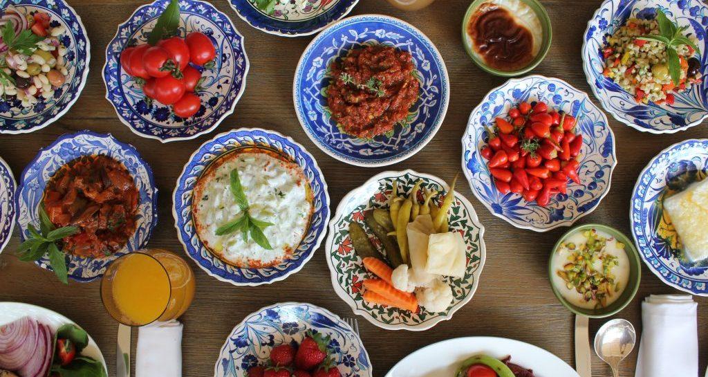 Eski Ramazan Sofraları