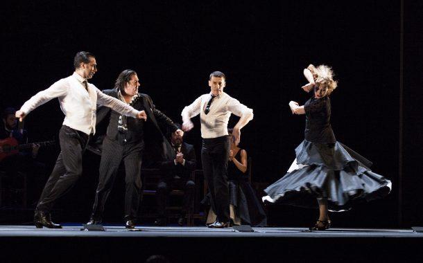 "Jose Antonio Ruiz Dans ve Flamenko Topluluğundan: ""Picasso"""