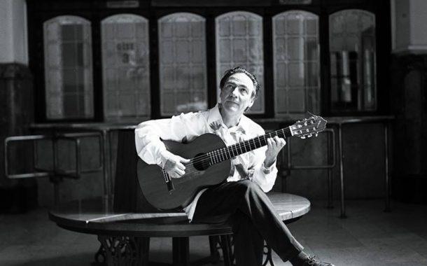 Dünyaca Ünlü Latin Müzisyen Ricardo Moyano İstanbul'da