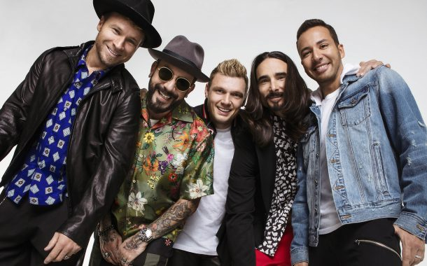 Efsanevi Pop Müzik Grubu Backstreet Boys Geri Döndü