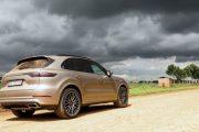 Elektrikli Ve Hızlı: 2019 Porsche Cayenne E-Hybrid