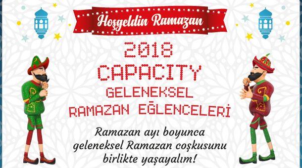 O Eski Ramazanlar Capacity'de!