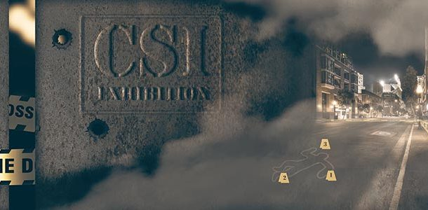 Amansız Suçluların Peşinde Soluksuz Bir Macera İçin CSI London Sergisi