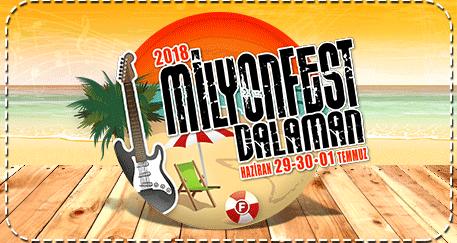 Milyonfest Dalaman