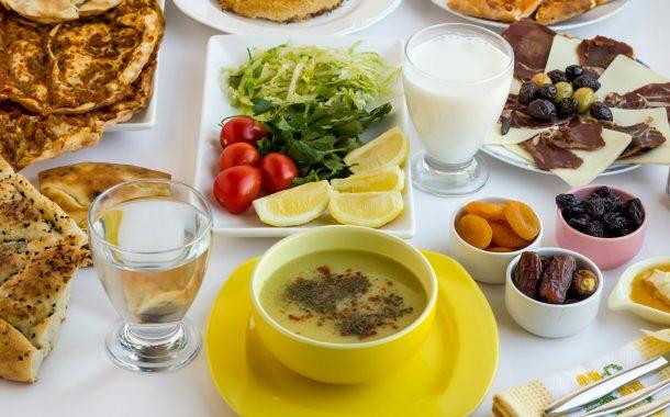 Ramazan'da Tüketilebilecek 5 Mucize Besin
