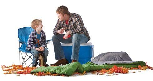 baba çocuk kampı