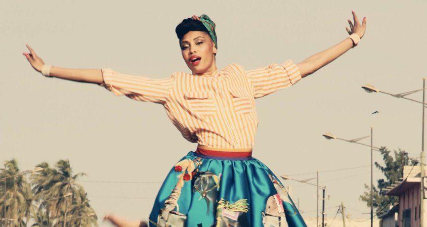 Fransız Pop-Soul Divası Imany