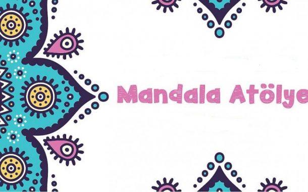 Büyülü Dairelerin Dünyası! Mandala Atölyesi