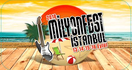 Yılın En Büyük Açık Hava Festivali Milyonfest İstanbul