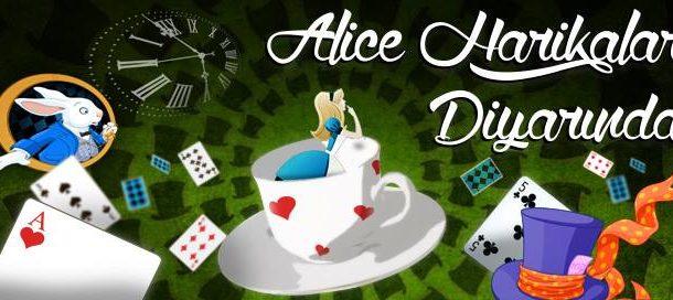 Maltepe Piazza AVM Tüm Çocukları Alice'in Renkli Dünyasına Davet Ediyor