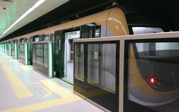 İstanbul'a Sürücüsüz Metro Hattı Geliyor!