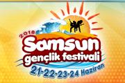 Karadeniz'in Tek Büyük Festivali Samsun Gençlik Festivali